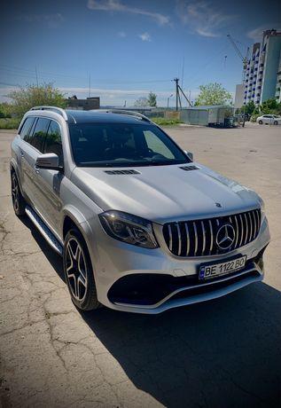 Mercedes-Benz GLS-450 2018