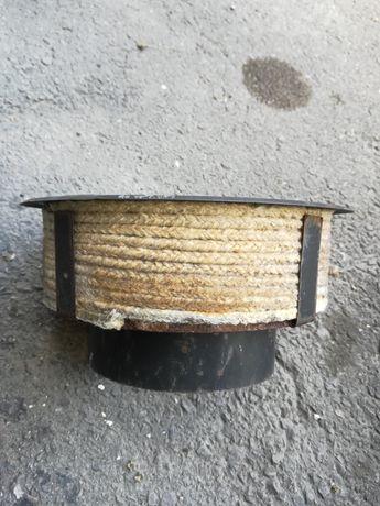 Przejście do komina ceramicznego