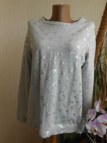 Свитшот, пуловер, реглан oasis р. s /44