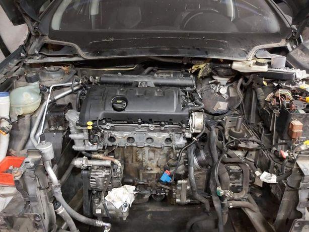 Naprawa Silnika Wypadanie zapłonu 1.4 VTI 1.6 THP PSA Mini Peugeot