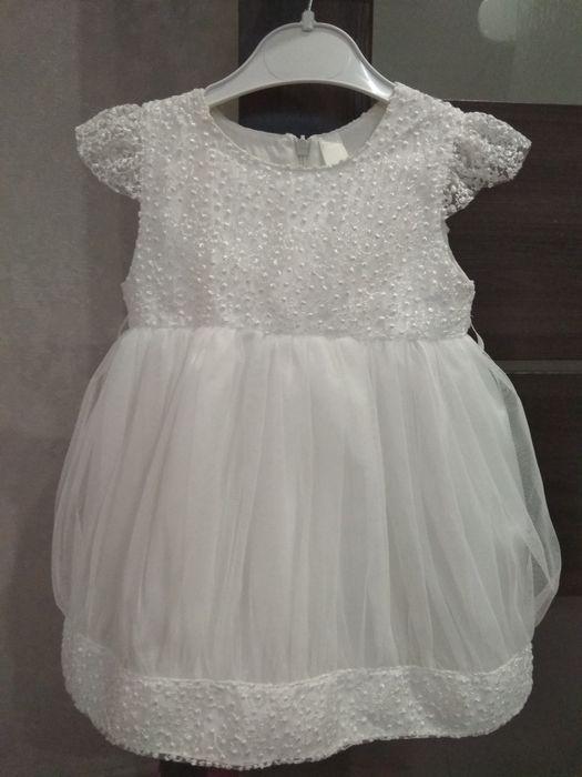 Продам нарядное платье 1,6-2,6 года. Южноукраинск - изображение 1