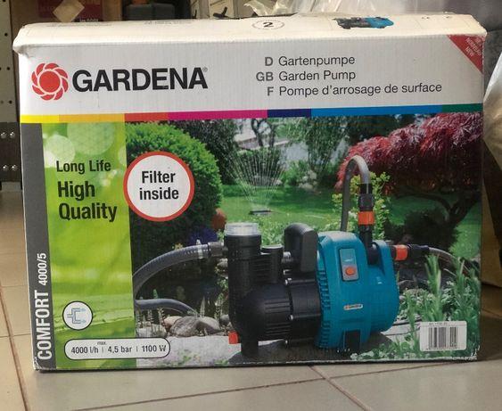 Продам насос GARDENA 4000/5