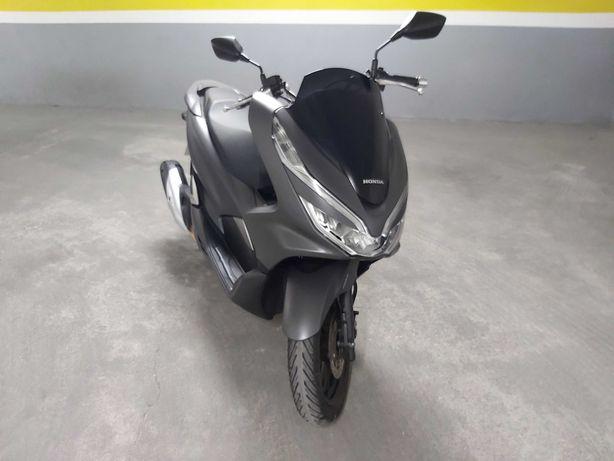 Honda PCX125 abs de 2020, 14000km e garantia até 11/2022