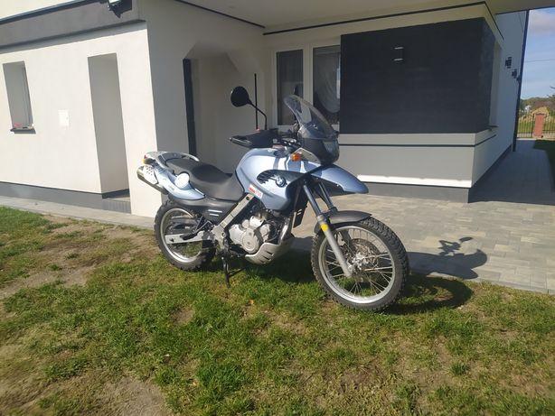 Motocykl Bmw f 650 GS
