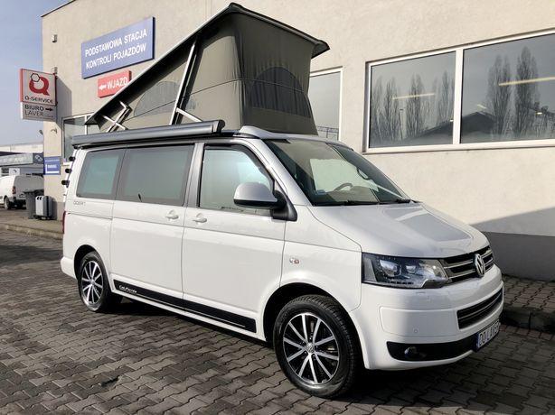 Kamper VW California Ocean  Wynajem Wypożyczalnia 349 zl ! 4 osobowy