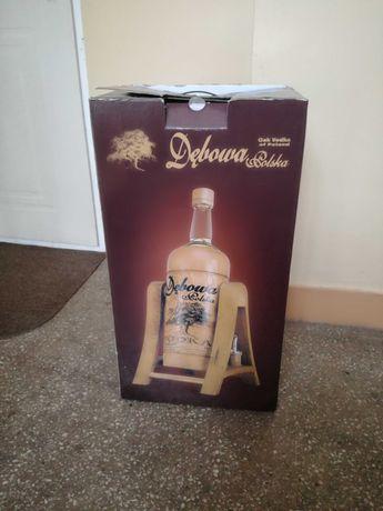 """duża butla 3 litry """"Dębowa""""/""""na bujaku"""""""
