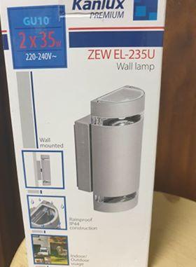 Oprawa elewacyjna ZEW EL235U