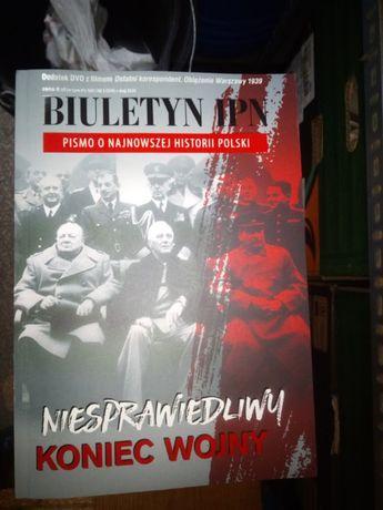 Wydawnictwa historyczne Biuletyn IPN