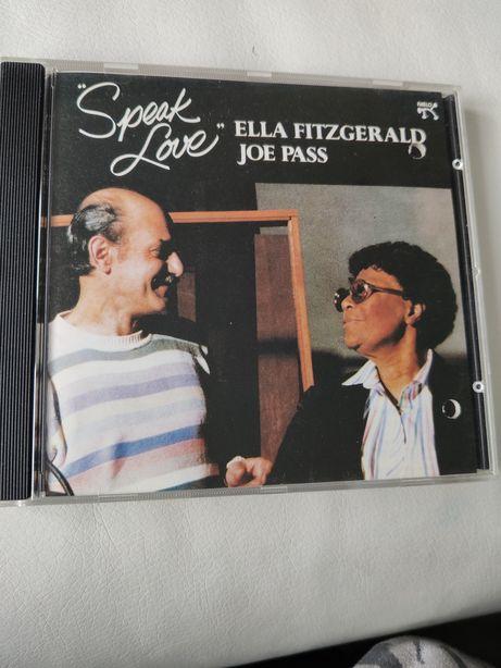 Ella Fitzgerald Speak Love