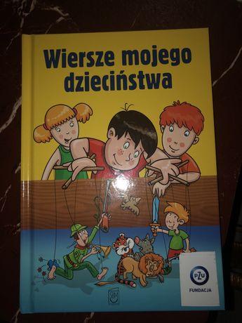 Книга Wirshe mojego dzieciństwa