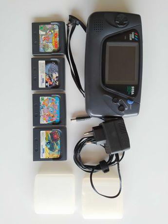 Consola Sega Game Gear