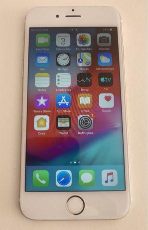 Iphone 6 com 64GB - bateria 100%