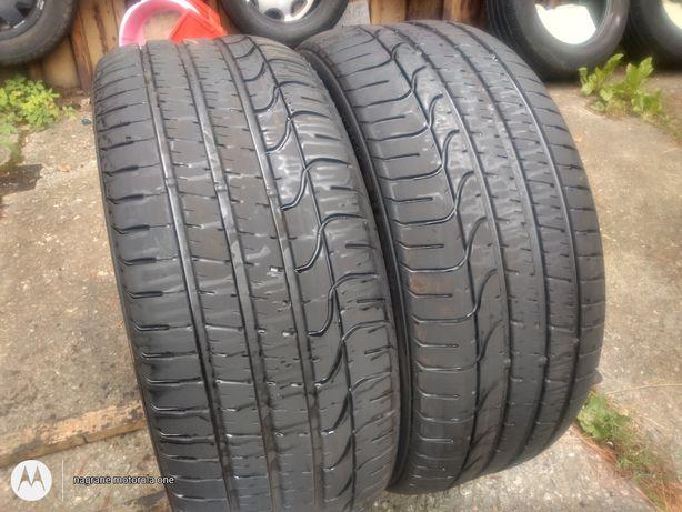 Opony Pirelli 245/45-18. 5,5mm. 2011rok
