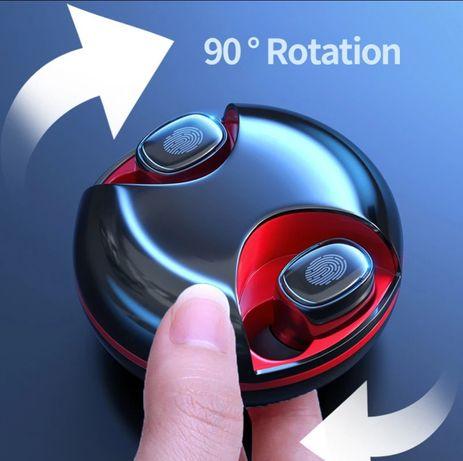 Беспроводные наушники Bluetooth S1 TWS. Безпроводные.