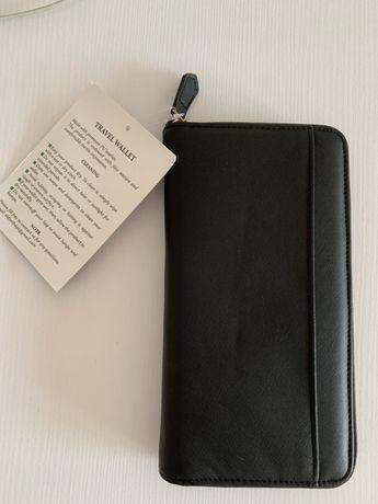 Кошелек портмоне органайзер для путешествий