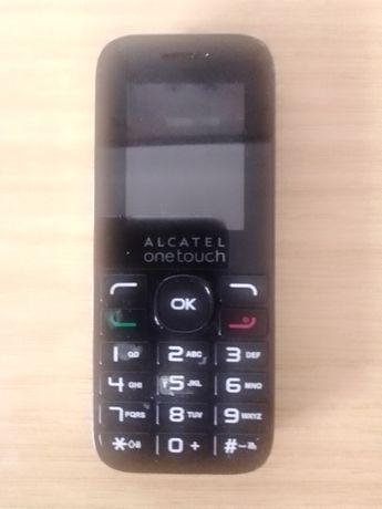 Alcatel One Touch 1016G com carregador