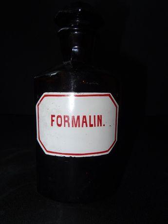 Steinglass butelka apteczna Formalinum Formalina
