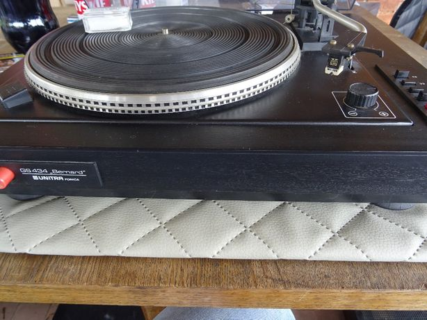 gramofon bernard unitra