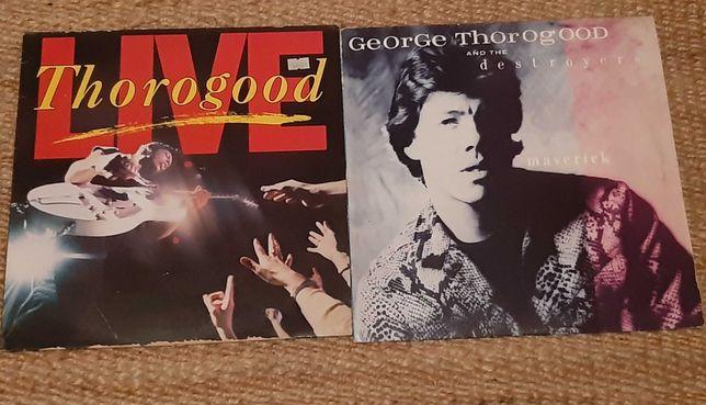 George Thorogood - Dois Discos Vinil