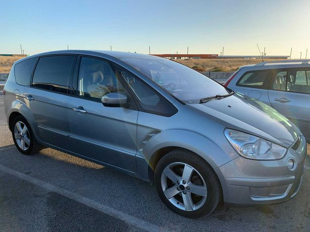 Ford S-Max 1.8 - 7 lugares - TDCI - 2009