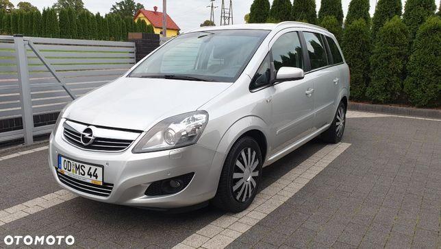 Opel Zafira 1,8 140 KM,Benzyna, Serwis,Zadbany,Bezwypadkowy, Idealny Stan 100%