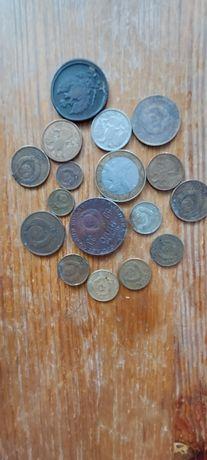 монети разных годов