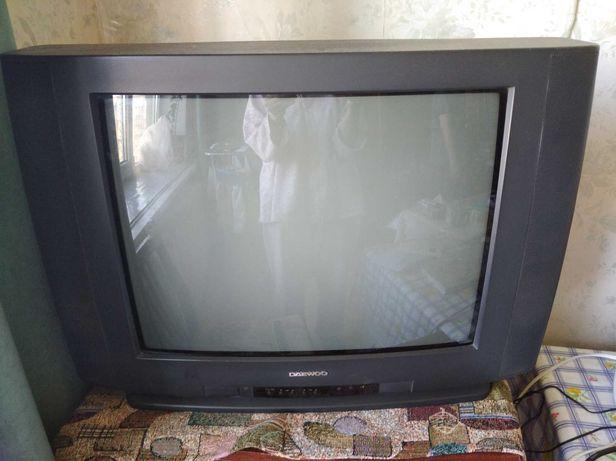Телевизор Daewoo 21 дюйм модель DMQ-2195txt