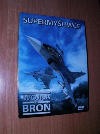 Wojna i Broń: Supermyśliwce DVD