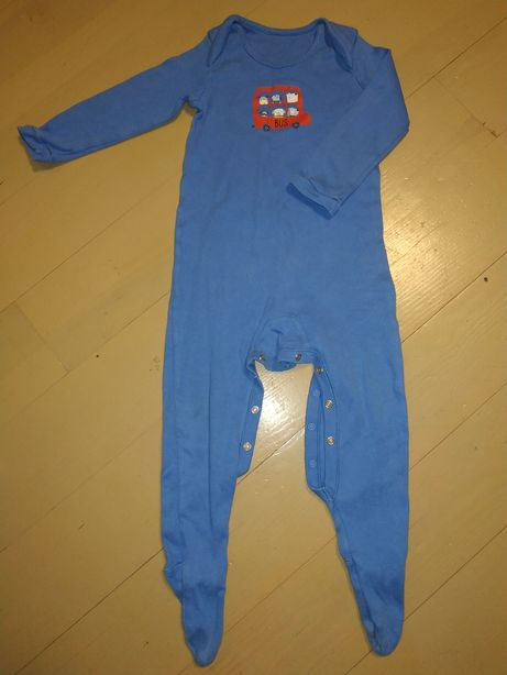 Пижама слип для мальчика George. Размер 18-24 мес