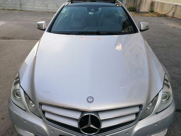 Mercedes e220 coupe