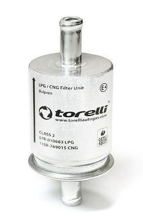 Фільтр тонкої очистки Torelli