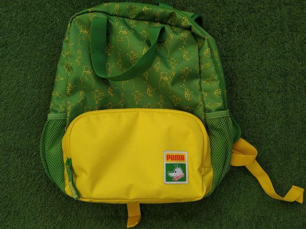 Bardzo oryginalny plecak Puma dla dziecka idealny na wycieczkę