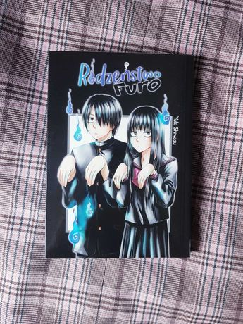 Rodzeństwo Furo jednotomówka manga anime
