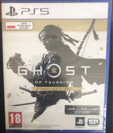 Ghost of Tsushima ps5 folia