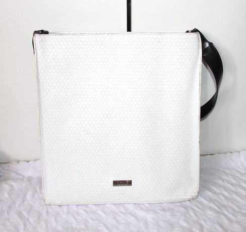 SIMPLE skóra skórzana torebka torba etui A4 laptopa guess ochnik gucci