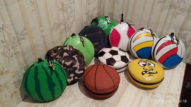 """Игрушка-чехол-сумка. Мячик""""Набор""""-11 шт. Хороший подарок"""