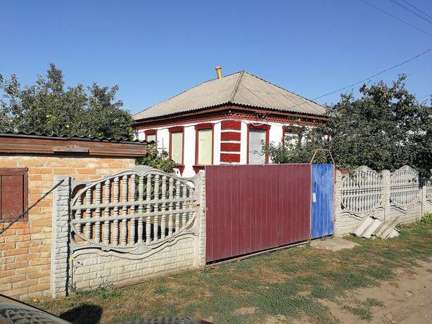 Продам дом в начале Марто-Ивановки