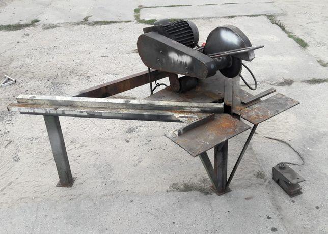Piła stołowa do stali
