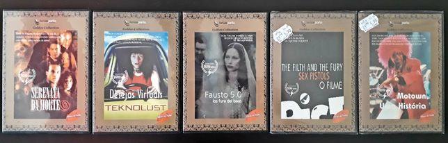 Filmes colecção FantasPorto (dvd)