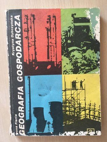 Geografia gospodarcza Wydanie dziesiąte 1987