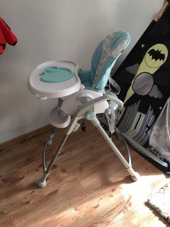 Krzesełko do karmienia (REGULOWANE)