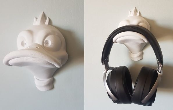 Suportes para headset headphone