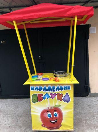 Продам готовый бизнес Карамельные Яблоки