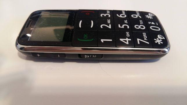 Telefon komórkowy dla SENIORA jak nowy
