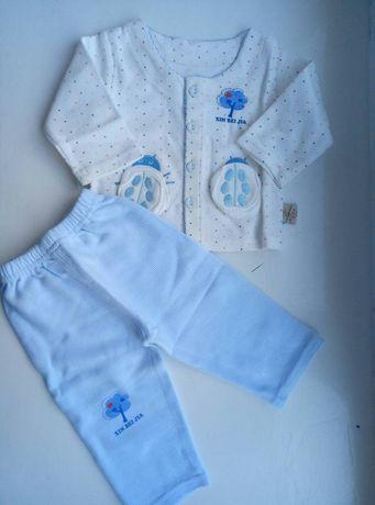 Костюмчик для новорожденных (костюм для мальчика)