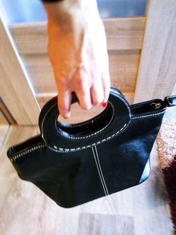 Torebka mała torba kuferek