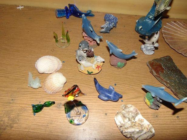 Akcesoria / dekoracje do akwarium