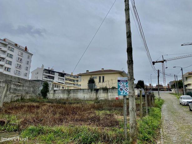 Terreno construção habitação unifamiliar 4 frentes | Ermesinde