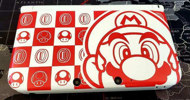 Nintendo 3DS XL mario edition