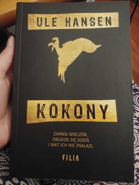Książka: Ule Hansen - Kokony
